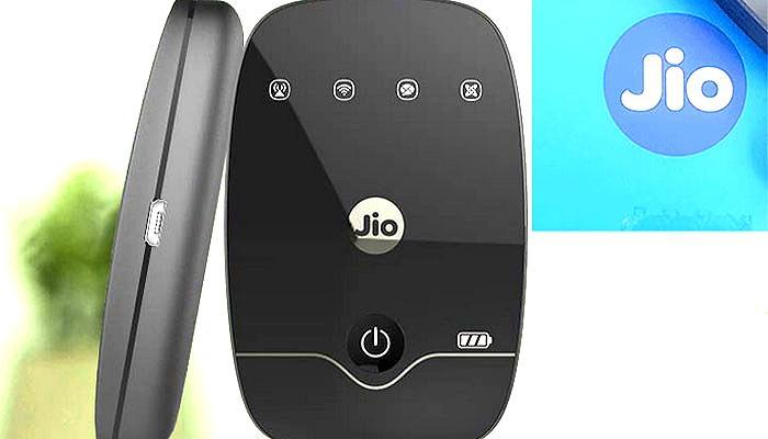 Reliance Jio ने दी खुशखबरी, JioFi 4जी हॉटस्पॉट राउटर घर पहुंचेगा 90 मिनट में!