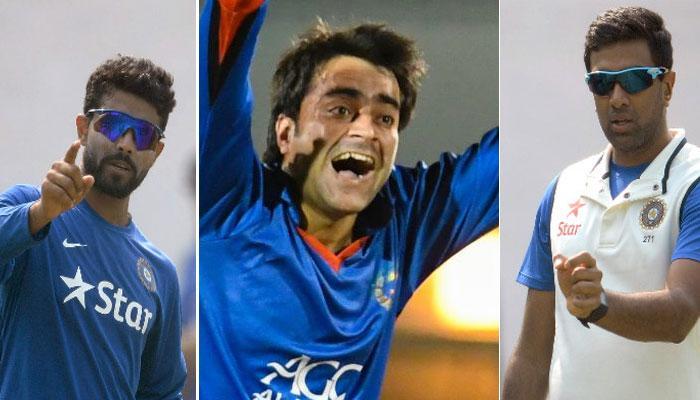 India vs West Indies 2017 : राशिद खान ने खड़ी की टीम इंडिया के स्टार स्पिनर्स के लिए बड़ी चुनौती