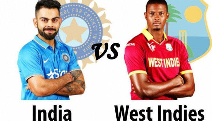Live IND vs WI, 2nd ODI: वेस्टइंडीज़ की हालत पतली 5 ओवर में 8 रन पर ही गंवा दिए दो विकेट