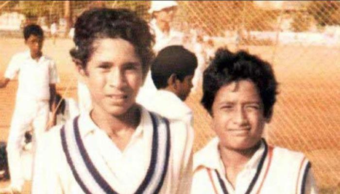 जानिए कौन है सचिन तेंदुलकर के बचपन का दोस्त, जिनके साथ वायरल हो रही है उनकी ख़ास फ़ोटो