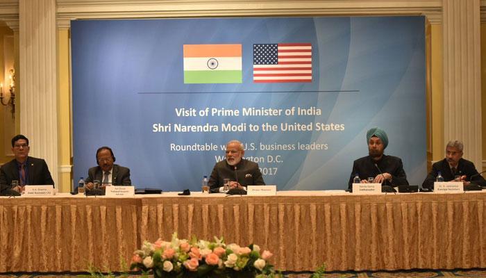 नरेंद्र मोदी ने कहा, अमेरिकी बिजनेस स्कूलों में पढ़ाई का विषय हो सकता है जीएसटी