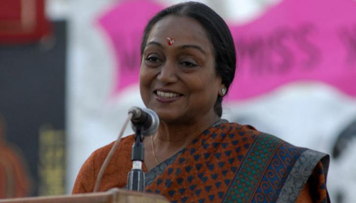 राष्ट्रपति चुनाव में अपनी अंतरात्मा की आवाज सुनकर वोट दें MPs और MLAs: मीरा कुमार