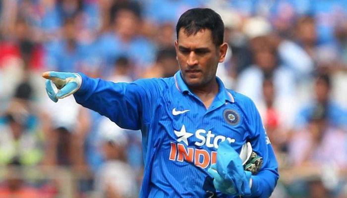 VIDEO : इस मामले में पूरी विंडीज पर अकेले ही भारी हैं टीम इंडिया के 'बाहुबली' महेंद्र सिंह धोनी