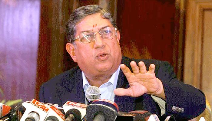 पूर्व बीसीसीआई अध्यक्ष एन श्रीनिवासन ने जब खोया आपा और कहा....