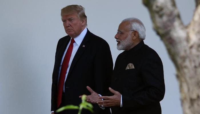 ट्रंप ने कहा, अमेरिकी निर्यात के राह की बाधाएं दूर करे भारत