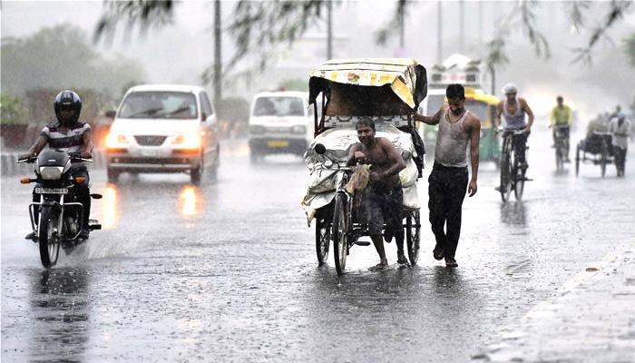लंबे इंतज़ार के बाद मानसून पहुंचा राजस्थान, शुरु हो गई बारिश
