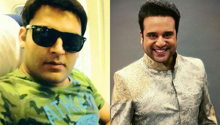 कॉमेडियन कृष्णा बोले- 'मैं और कपिल हैं टीवी के सलमान और शाहरुख'