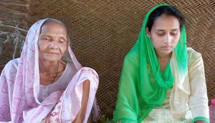 अच्छी खबर...अनाथ शबाना के मैसेज पर डीएम ने भेजी ईदी