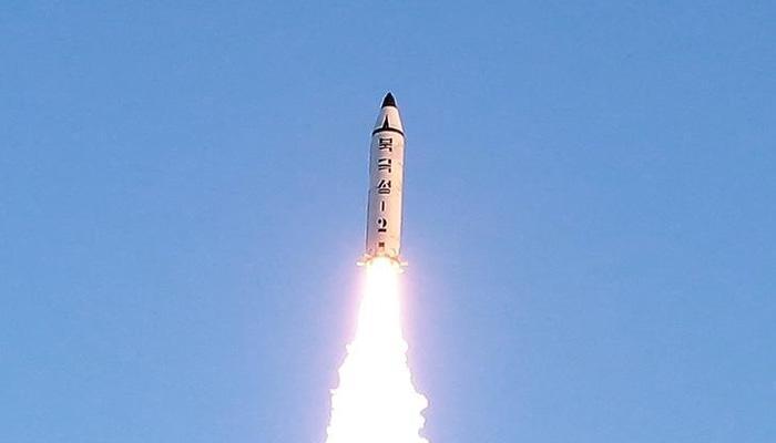 उत्तर कोरिया ने किया रॉकेट इंजन टेस्ट, सैटेलाइट तस्वीरों से हुआ खुलासा