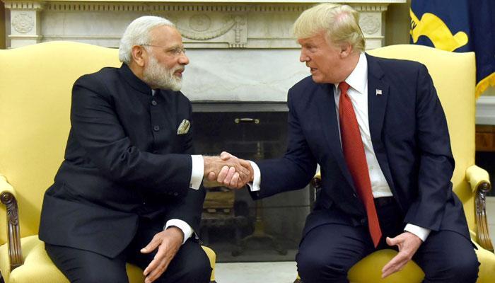 'मोदी और ट्रंप की बैठक काफी सफल, भारत-अमेरिका रिश्ते नई ऊंचाई पर'