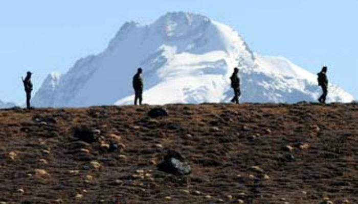 भारत-चीन सीमा पर तनातनी, डोका ला मेें भारतीय सेना की तैनाती बढ़ाई गई