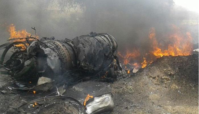 राजस्थान के जोधपुर में MIG-23 क्रैश, दोनों पायलट सुरक्षित, हफ्ते में दूसरा हादसा