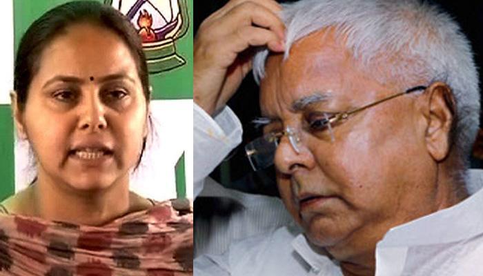 मनी लॉन्ड्रिंग मामला: दिल्ली में लालू की बेटी मीसा भारती के तीन ठिकानों पर ईडी का छापा