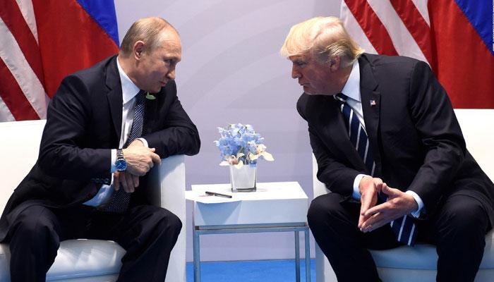 जी20 समिट: पुतिन और डोनाल्ड ट्रंप के बीच 2 घंटे की मुलाक़ात, अमेरिकी चुनाव में रूस के दख़ल का मुद्दा उठा