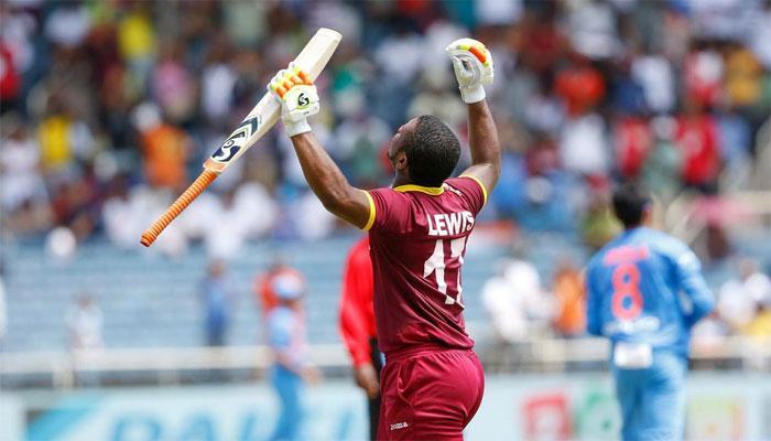 Ind vs WI : चर्चा में थे भारत के युवा क्रिकेटर, लेकिन दुनिया की नजरों में आए एविन लुइस