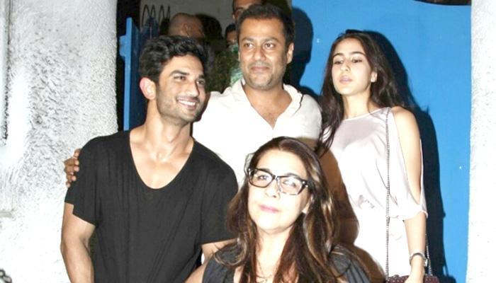 सुशांत सिंह के साथ फिल्म 'केदारनाथ' में एंट्री करेंगी सैफ की बेटी 'सारा'!