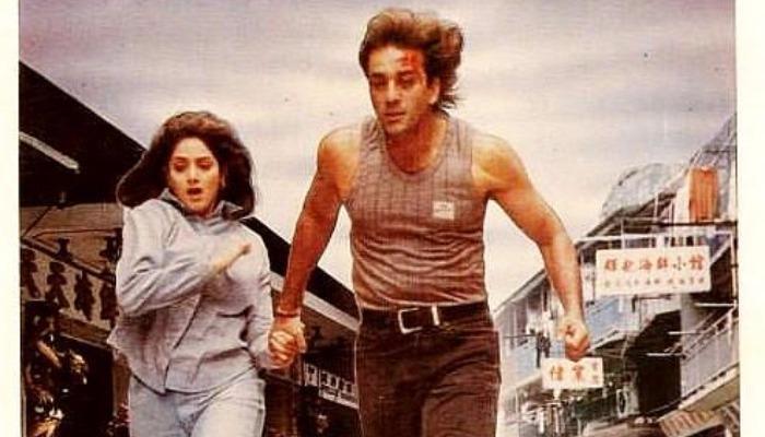 25 साल बाद एक फिर बड़े पर्दे पर साथ नजर आएंगी संजय दत्त और श्रीदेवी की जोड़ी