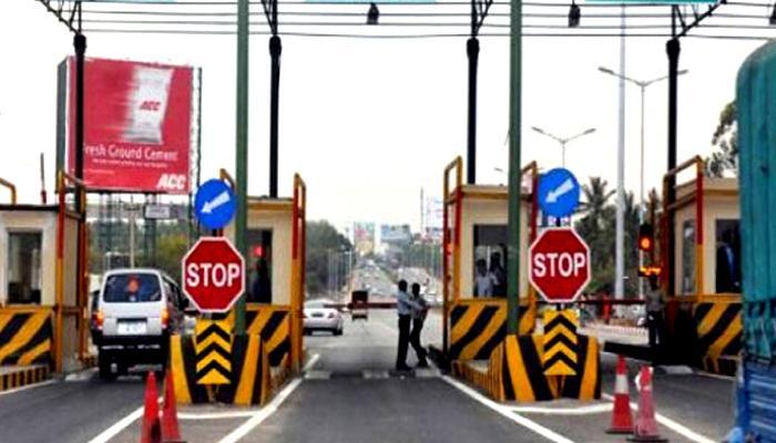 मध्य प्रदेश में जवानों के लिए टोल टैक्स माफ