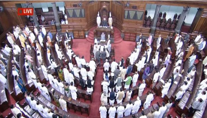 मानसून सत्र : लोकसभा और राज्यसभा की कार्यवाही कल तक के लिए स्थगित