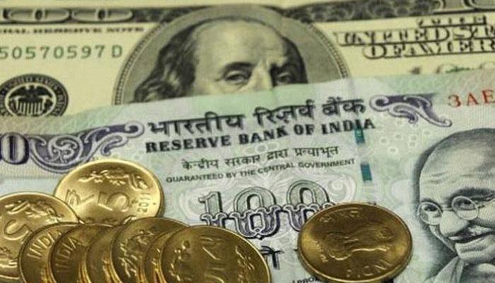अमेरिकी डॉलर के मुकाबले रुपया मजबूत, 11 पैसे बढ़कर 64.34 रुपये प्रति डालर