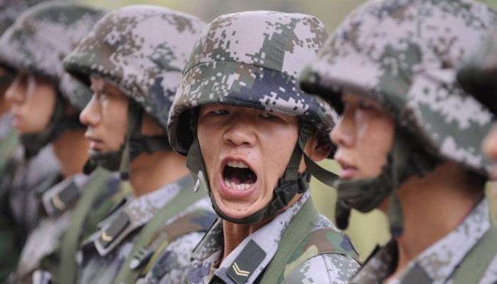 तिब्बत में गोली चलाने का अभ्यास कर भारत को आंख दिखा रहा है चीन!