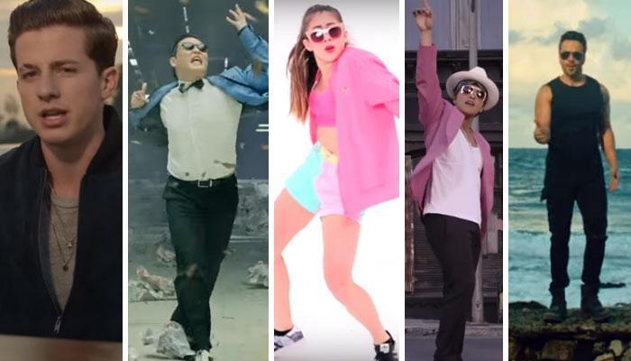 यूट्यूब पर ये 5 वीडियो सबसे ज्यादा देखे गए