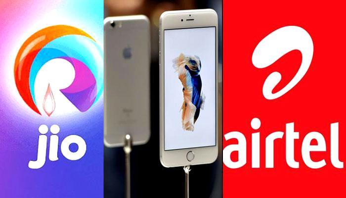 Reliance Jio की कॉल्स सुनामी से Airtel को हो रहा हर तिमाही में 550 करोड़ रु का नुकसान!