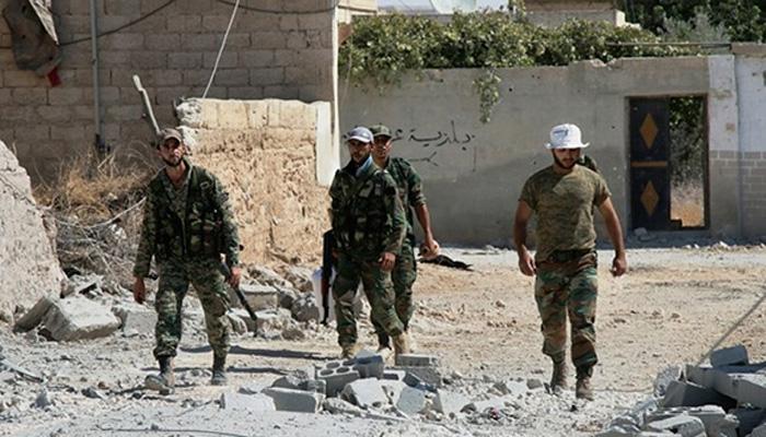 आतंकियों ने घात लगाकर किया हमला, सीरिया के 28 सैनिकों की मौत