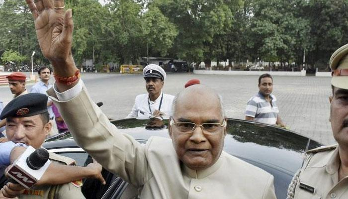 राष्ट्रपति चुनाव : क्रॉस वोटिंग से रामनाथ कोविंद की जीत का अंतर बढ़ा