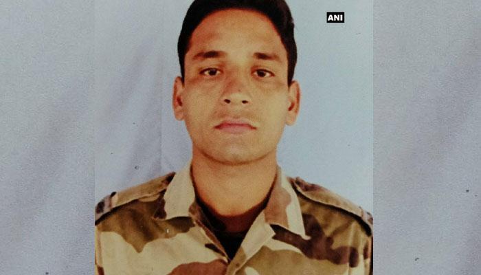 जम्मू-कश्मीरः पाकिस्तान ने फिर तोड़ा सीजफायर, एक भारतीय जवान शहीद
