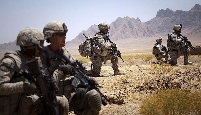 अफगानिस्तान में अमेरिकी हवाई हमले में मारे गए 16 अफगान पुलिसकर्मी