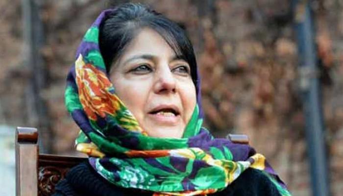 अमेरिका ने दखल दिया तो कश्मीर की हालत सीरिया और इराक जैसी हो जाएगी : महबूबा