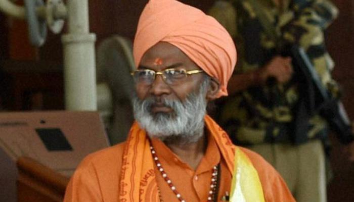 भाजपा सांसद साक्षी महाराज बोले, राम मंदिर निर्माण शुरू कर 2019 के चुनाव में उतरेगी भाजपा