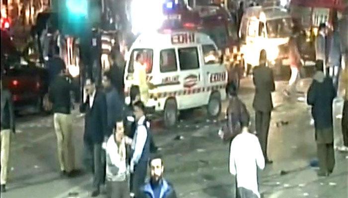 लाहौर में पंजाब के सीएम के आवास के पास ब्लास्ट, 22 की मौत, 30 घायल