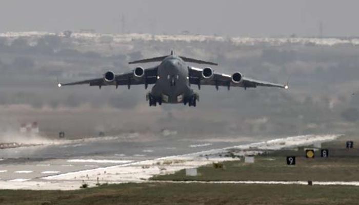 अमेरिकी हवाई हमले में 30 सीरियाई नागरिकों की मौत