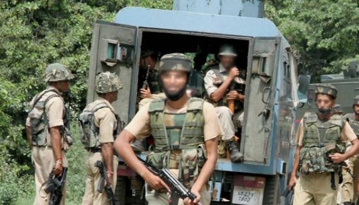 जम्मू कश्मीरः कुपवाड़ा से जैश-ए-मोहम्मद का आतंकी मंजूर अहमद गिरफ्तार