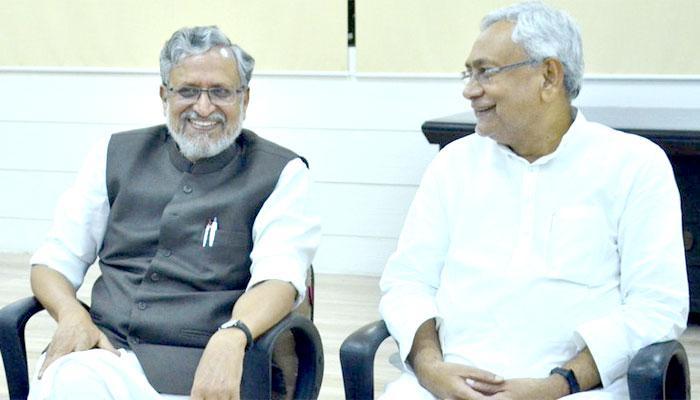 नीतीश चुने गए भाजपा-जदयू गठबंधन के नेता, आज शाम 5 बजे लेंगे सीएम पद की शपथ