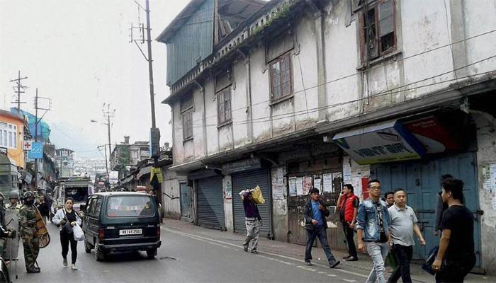 दार्जिलिंग हिंसा: गोरखालैंड की मांग तेज, जीजेएम ने निकाली प्रदर्शन रैली