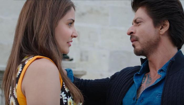 'जब हैरी मेट सेजल' के इस गाने में दिखी शाहरुख और अनुष्का के प्यार की झलक