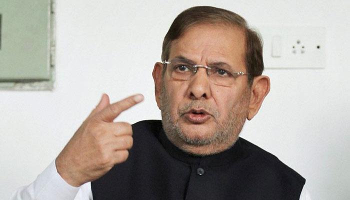 JDU विरोधी नेताओं की बैठक में फैसला, शदव यादव ने फैसले के लिए मांगा दो दिन का वक्त