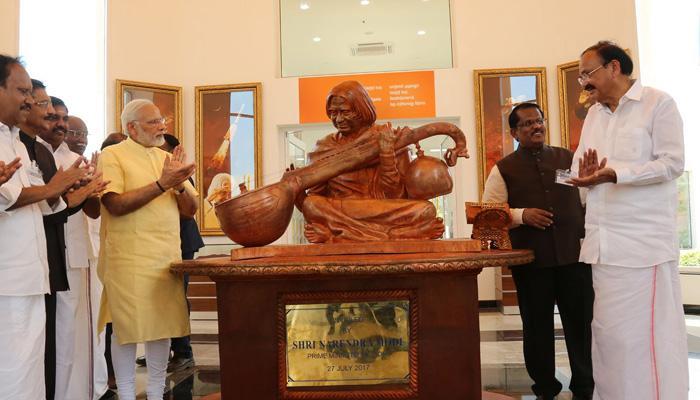 मोदी ने कहा, कलाम के विकसित भारत के सपने को साकार करने को मिलकर काम करें