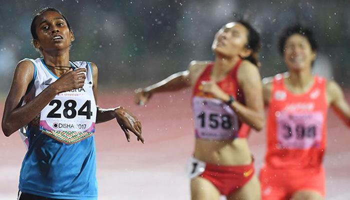 विश्व चैम्पियनशिप टीम में एथलीट चित्रा का चयन न करने पर केंद्र से जवाब तलब