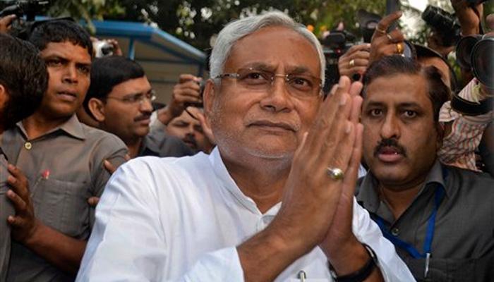 बिहार में नीतीश मंत्रिमंडल का विस्तार, लोजपा कोटे से पशुपति कुमार पारस बने मंत्री