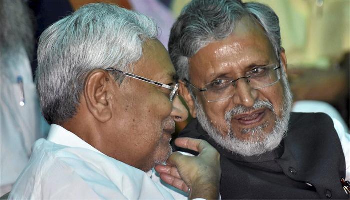 बिहार कैबिनेट में सिर्फ एक मुस्लिम चेहरा, उपमुख्यमंत्री सुशील मोदी के जिम्मे वित्त व वाणिज्य