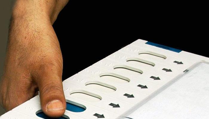 राज्यसभा चुनाव में NOTA का इस्तेमाल, कांग्रेस ने किया विरोध