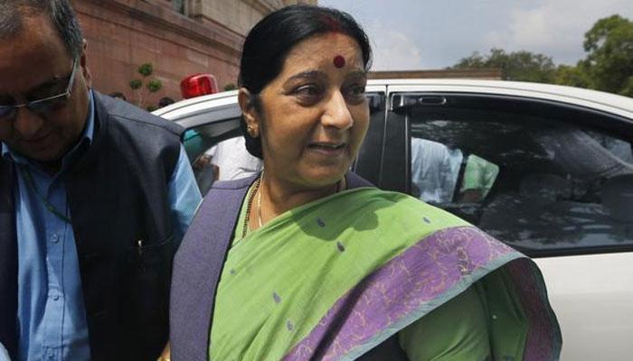 सुषमा स्वराज के खिलाफ राज्यसभा में विशेषाधिकार प्रस्ताव, सदन को गुमराह करने का मामला