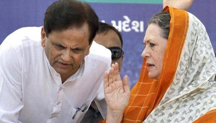 राज्यसभा चुनाव: कांग्रेस को अहमद पटेल की जीत का भरोसा