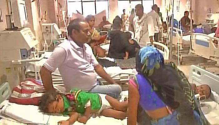 गोरखपुर हादसा: 'बच्चों की मौत के मामले में राजनीति न करे विपक्ष, दोषियों को बख्शा नहीं जाएगा'