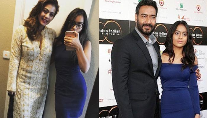 एक्टिंग नहीं बल्कि इसमें करियर बनाना चाहती हैं अजय देवगन और काजोल की बेटी न्यासा