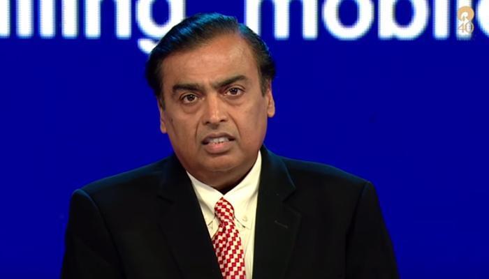 मोदी सरकार ने लगाया रिलायंस इंडस्ट्रीज पर 1,700 करोड़ रुपए का जुर्माना